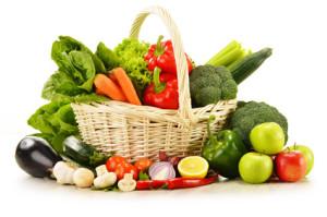 Gemüse Obst Vitamin B12