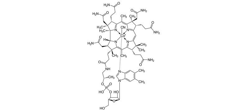 Cyanocobalamin – das synthetische B12