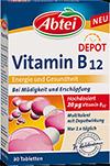 Cyanocobalamin - Abtei Vitamin B12