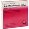 Cyanocobalamin - Ankermann Injek 1000