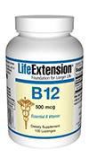 Cyanocobalamin - Life Extension