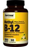 Methylcobalamin - Jarrow 1000