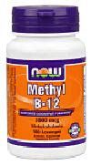 Methylcobalamin - NOW Methylcobalamin