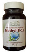 Methylcobalamin - Native Nutrition
