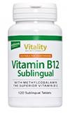 Methylcobalamin - Vitality Sublingual